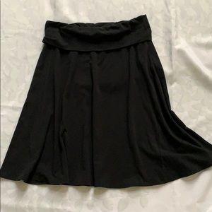 GapBody flare skirt